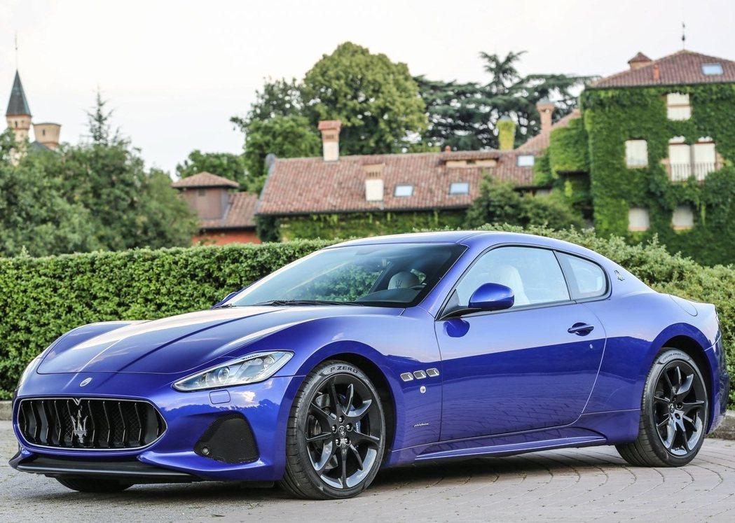 摘自Maserati