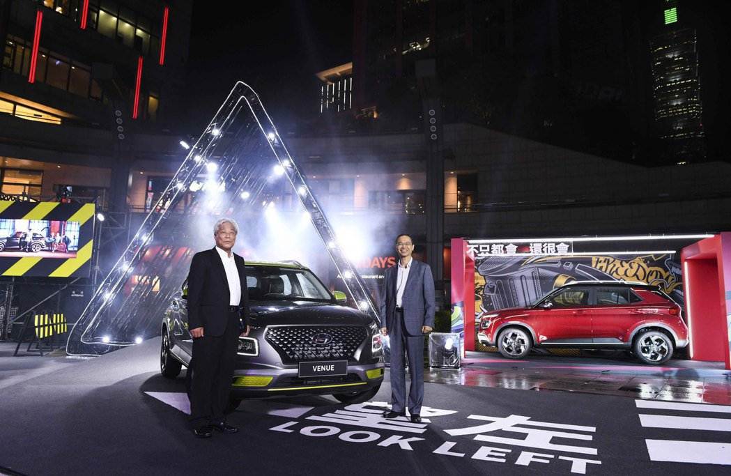 Hyundai發表首部跨足小型SUV的Venue,預購就拿下破700台的佳績,後...