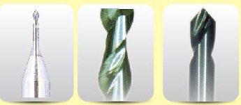 台灣鑽針鎢鋼鑽頭、刀具,高良率尺寸齊全。 台灣鑽針/提供