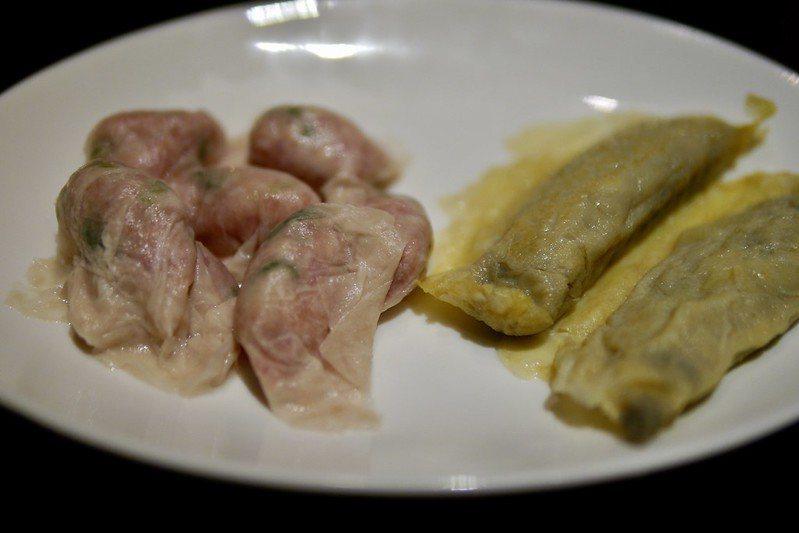 燕餃,基隆在地福州人手工製作的