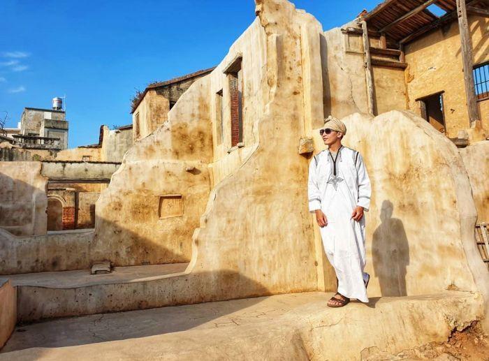 金門沙美摩洛哥。 圖/IG, hsb_mob