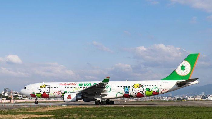 偽出國機上行程。 圖/Wikipedia