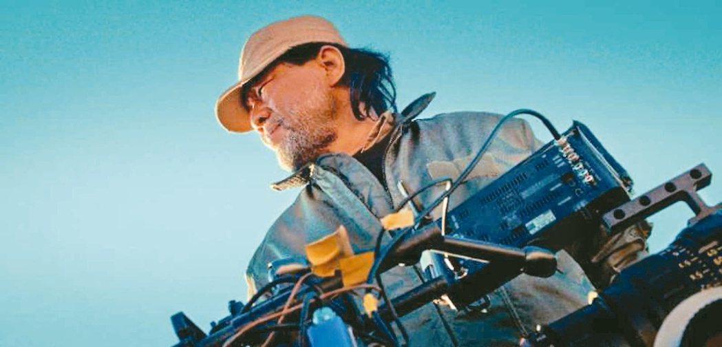 李屏賓拍攝《七十七天》時深入無人區,拍攝過程相當艱辛。圖/李屏賓提供