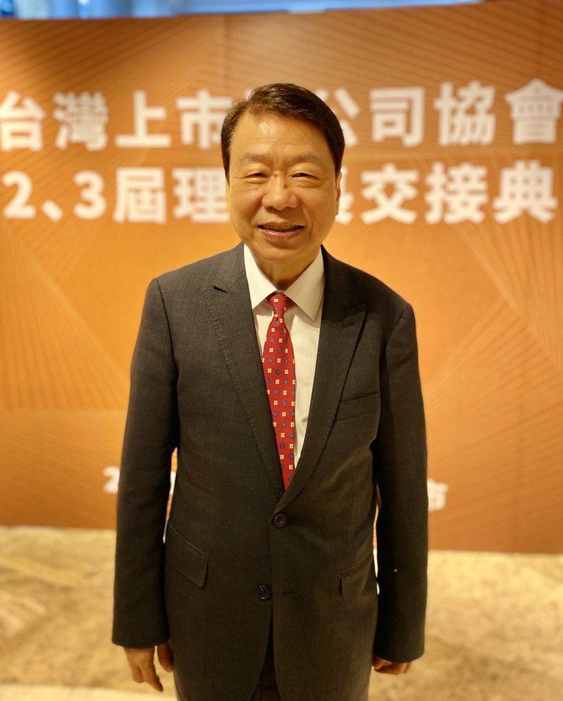 友嘉集團總裁朱志洋。報系資料照