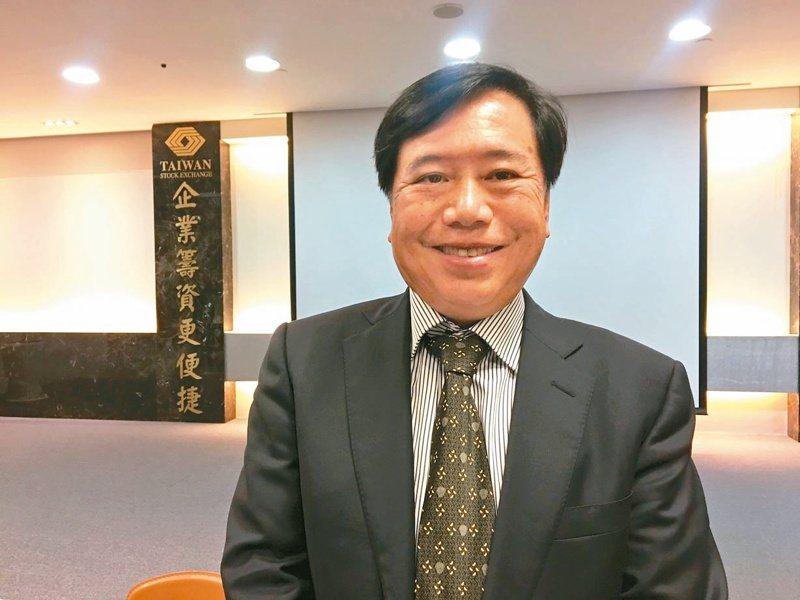 聯嘉董事長黃國欣(本報系資料庫)