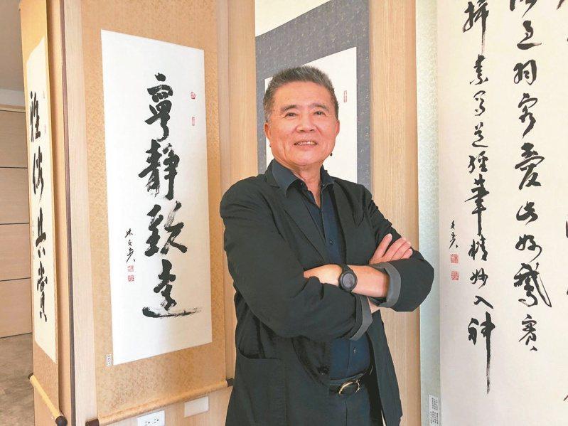 豐興董事長林明儒。(本報系資料庫)