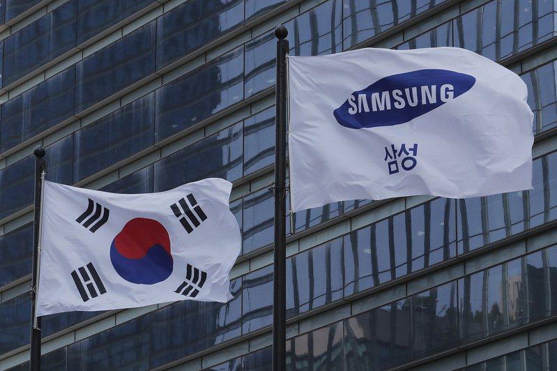 南韓媒體報導,三星電子首度拿下高通旗艦晶片大單。 (美聯社)
