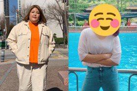 下巴線條全跑出來!韓知名吃播YouTuber狂減45公斤 500天縮時影片好勵志