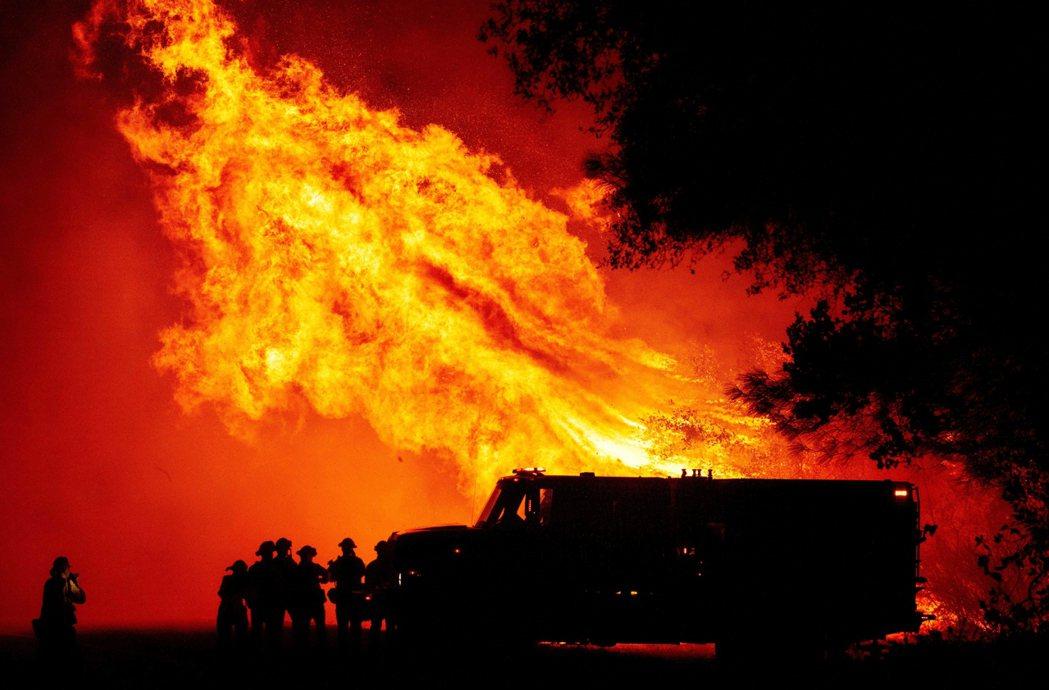 以加州為例,當前仍在延燒的「八月大火」(August Complex)已成為加州...