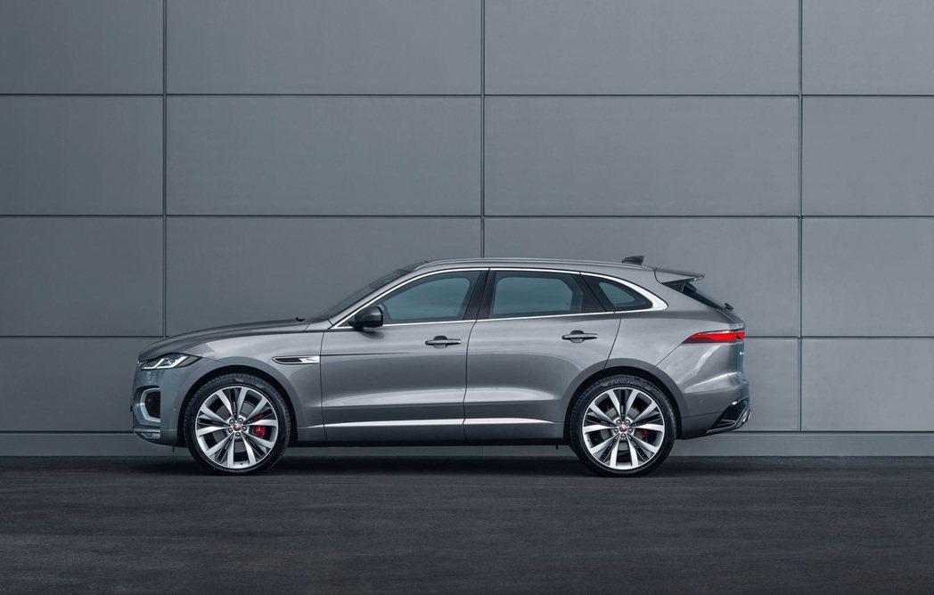 新年式Jaguar F-Pace在動力方面有大幅的更動。 摘自Jaguar