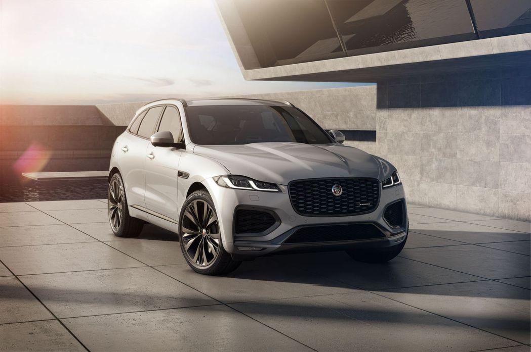 Jaguar在汽油/柴油引擎部分也都全數做了升級改善。 摘自Jaguar