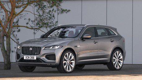 全新動力編成搭配升級內裝 2021 Jaguar F-Pace新年式小改登場!