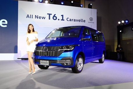 因應國旅熱潮!福斯商旅T6.1 Caravelle降價9.5萬正式發表