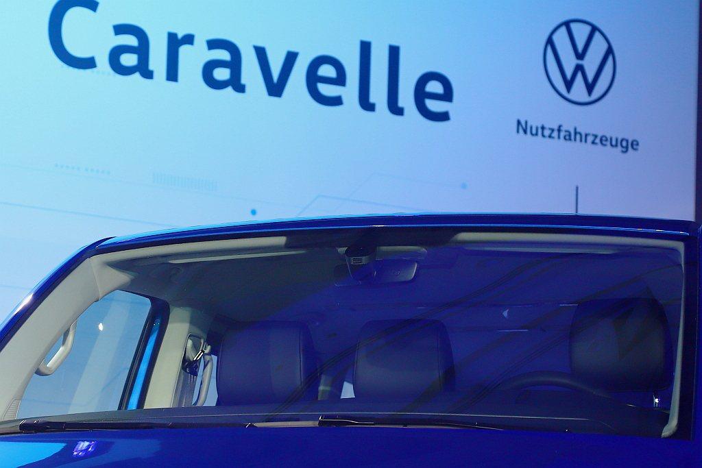 福斯商旅T6.1 Caravelle199全車型也同時配置Front Assis...