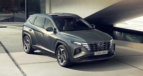 大膽創新設計、Hybrid車型首度推出 第四代Hyundai Tucson重磅登場!