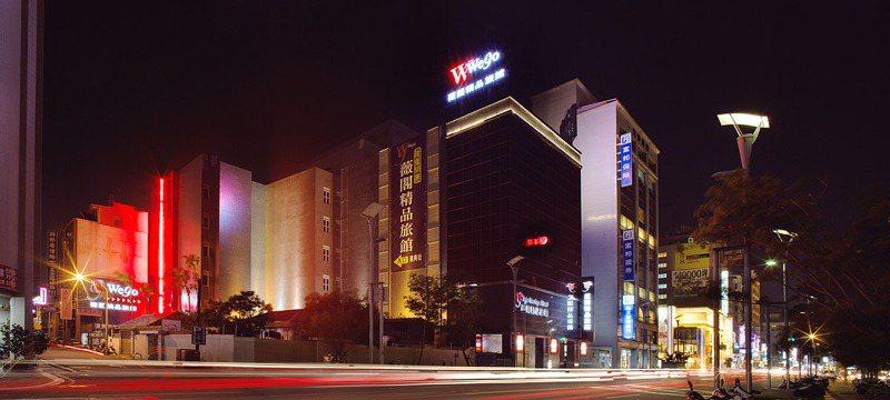 薇閣新竹館將於9月17日停止營業。圖/取自WeGo薇閣精品旅館(新竹館)粉絲頁