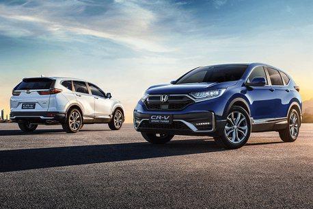 插電的CR-V PHEV來了!Honda汽車預告月底北京車展首發
