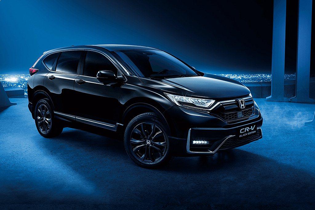 僅有汽油、複合動力兩種規格的Honda CR-V,勢必要添加新動力/車型才能吸引...