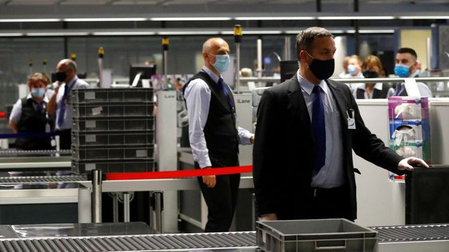 華新冠疫情削弱了傳統航空公司與諸多機場的議價能力。圖/路透