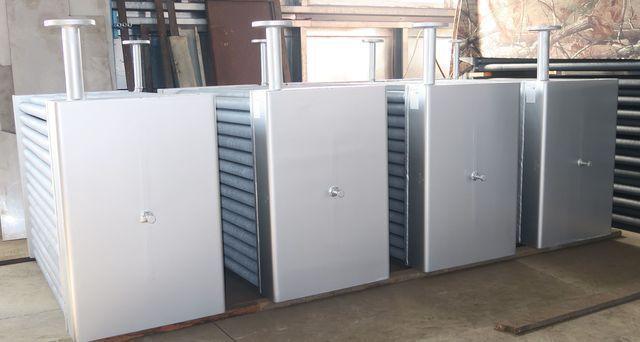 啟碩推出新型熱交換器(二)。 啟碩/提供