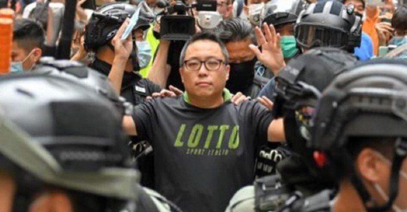 人民力量副主席譚得志被加控一項發表煽動文字罪。取材自臉書