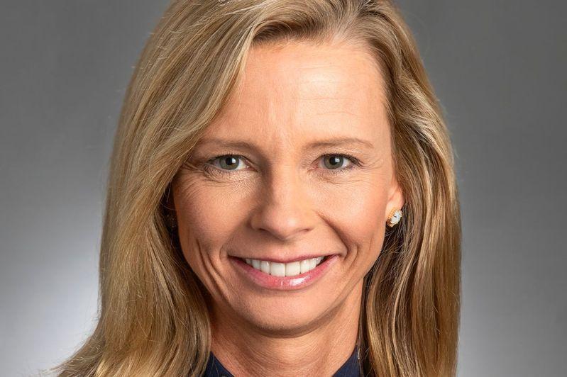 BNSF鐵路公司14日任命Kathryn Farmer為執行長。(網路圖片/BNSF鐵路公司提供)