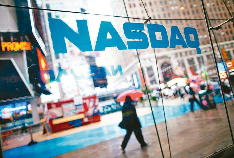 數據顯示,美國科技股近期遭大賣之際,市場對亞股的需求激增。(路透)