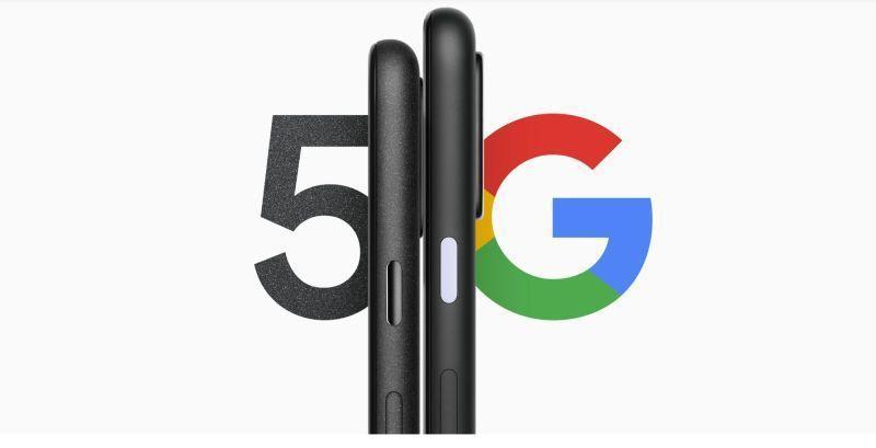 Google月底發表5G智慧手機新機。(擷自Google Store官網)