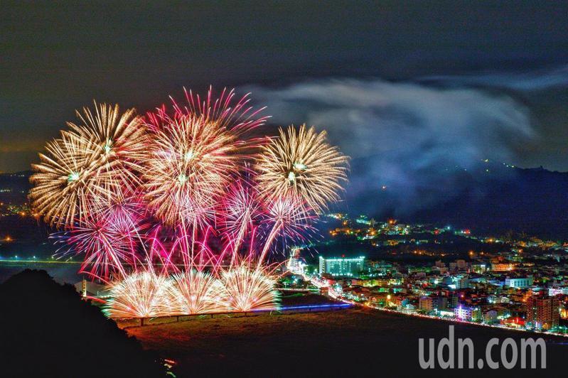 台南將軍火音樂節將於9月27日登場,還有國慶煙火「暖身」,將軍漁港南北堤今日起至月底管制。圖/台南市政府觀旅局提供