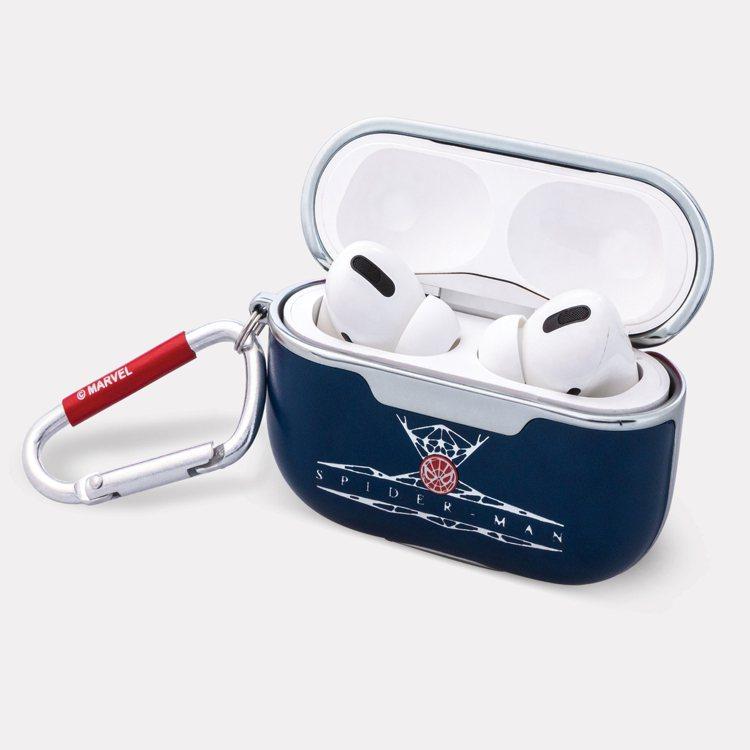 蜘蛛人無線耳機保護套AirPods PRO版,售價899元,7-ELEVEN將自...