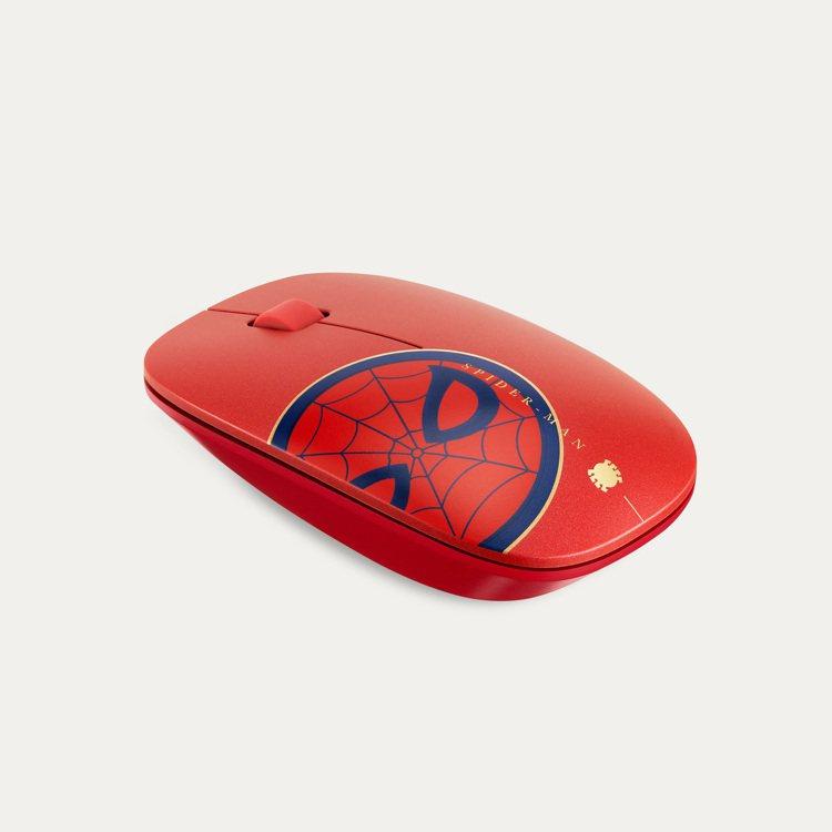 蜘蛛人無線光學滑鼠,售價699元,7-ELEVEN將自9月23日上午11點起於i...