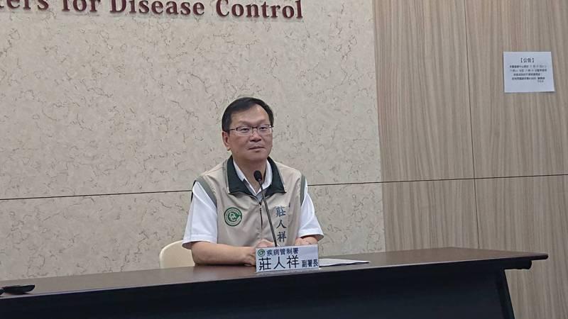 衛福部疾管署今公布,國內現今年首例本土霍亂確定病例,也是時隔兩年台灣首現本土個案,為東部一名80多歲男性農夫。記者陳婕翎/攝影