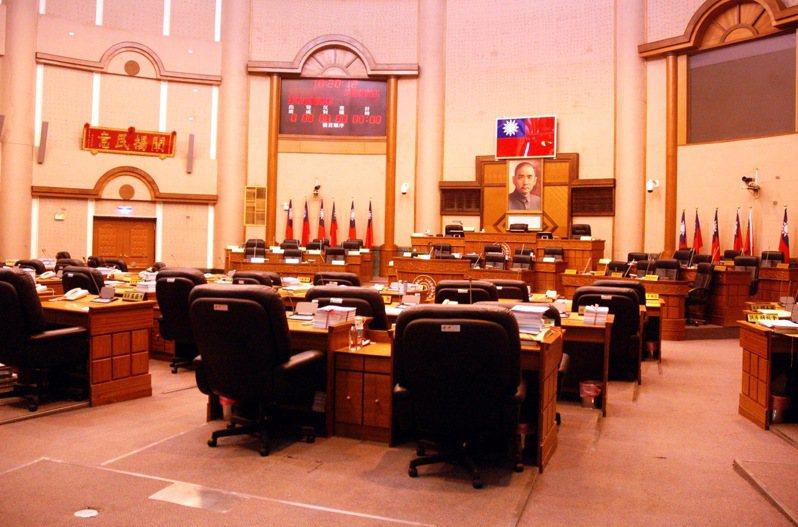公民監督國會聯盟今天公布今年全國縣市議會透明度調查報告,台東縣議會獲全國第二名。記者羅紹平/攝影