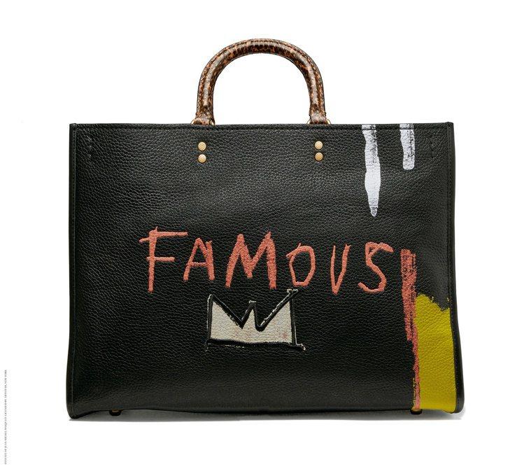 COACH X Jean-Michel Basquiat Rogue托特包,52...