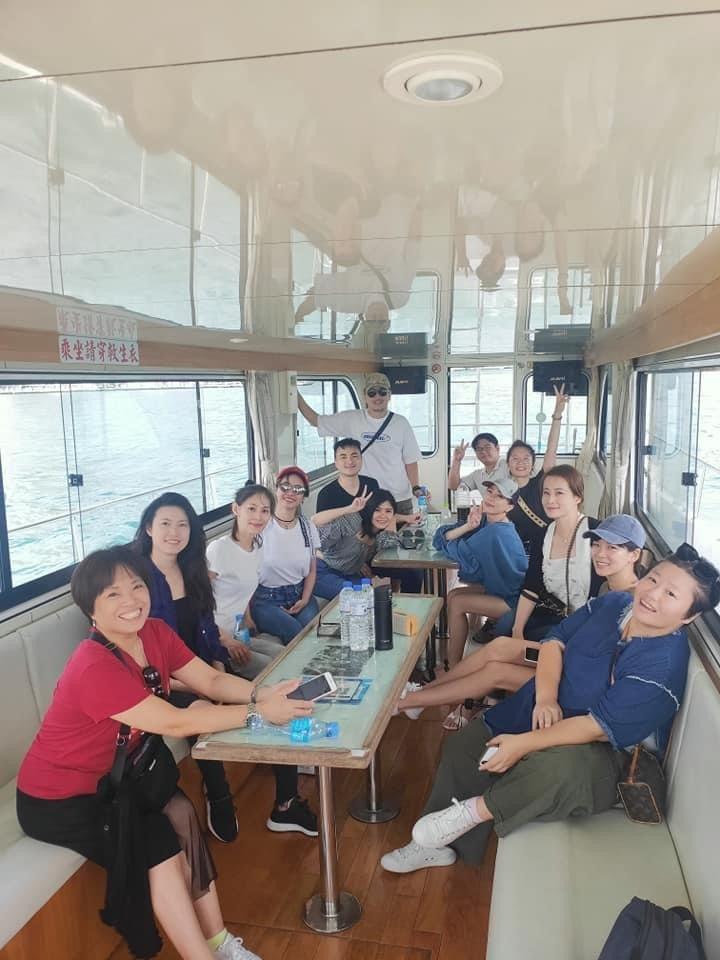 蔡依林與家族進行一趟3天2夜的慶生行程。圖/摘自臉書