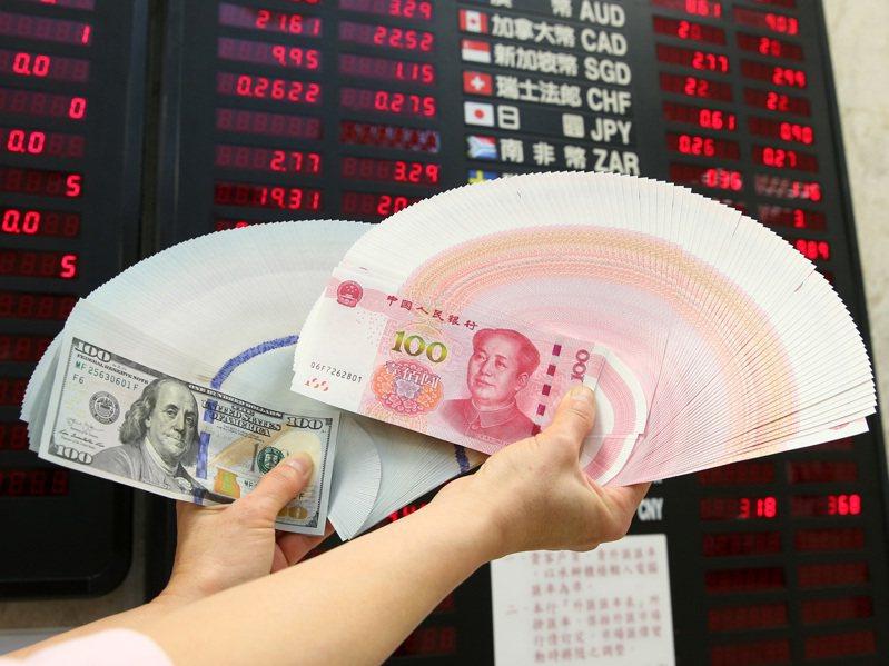 若國際匯市風向不變,最快本周,台幣有機會挑戰29元整數大關。圖/聯合報系資料照片