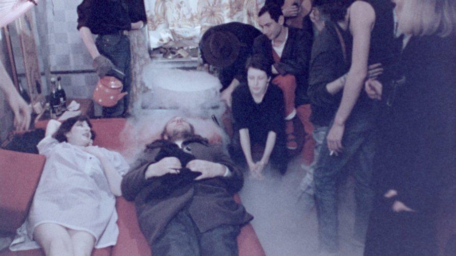 《衰弱症》(1989)劇照。 圖/台灣國際女性影展