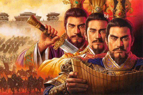 不是三國養活了KOEI,而是KOEI把三國推向了整個東方遊戲世界。 圖/KOEI...