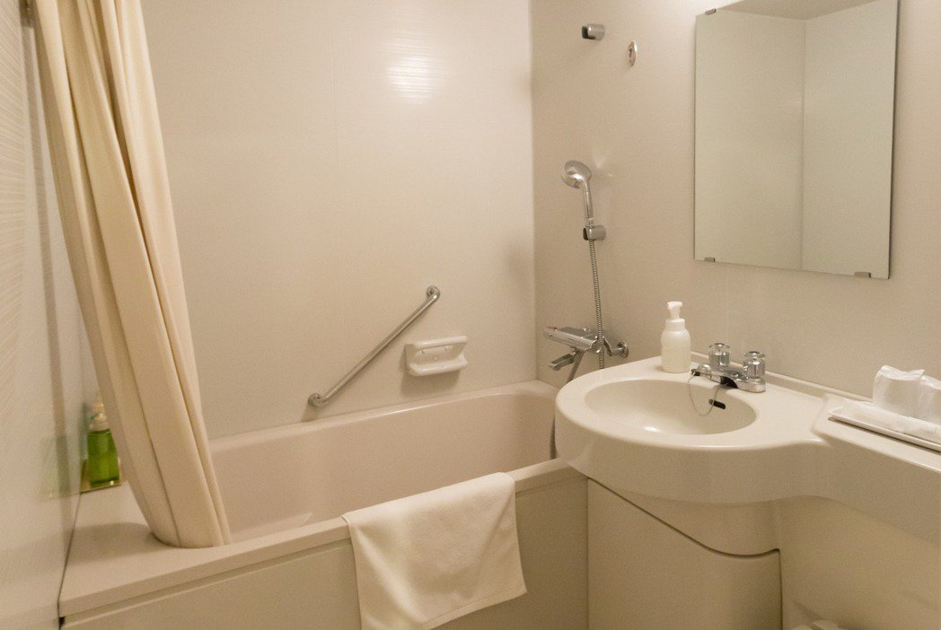 浴室示意圖。圖/ingimage