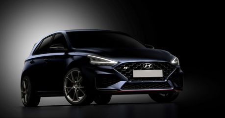韓系性能鋼砲改搭全新八速DCT變速箱! 小改款Hyundai i30 N釋出首波預告!