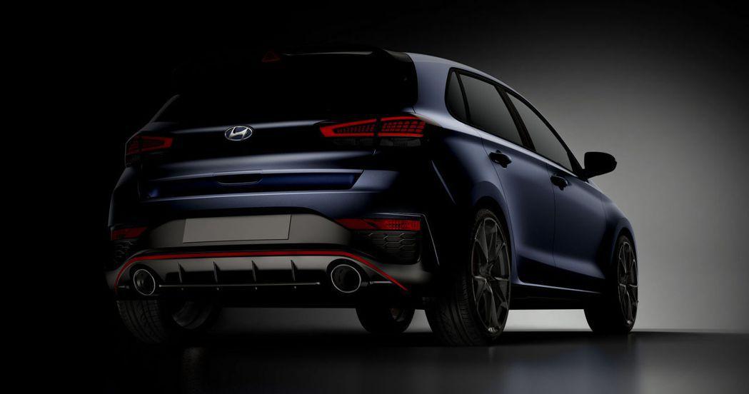 Hyundai i30 N在小改款後,將不會只有手排變速箱可選擇。 摘自Hyun...