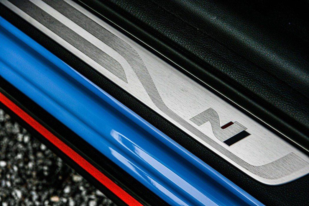 Hyundai N Performance性能子品牌目前雖然僅有三款車,不過往後...