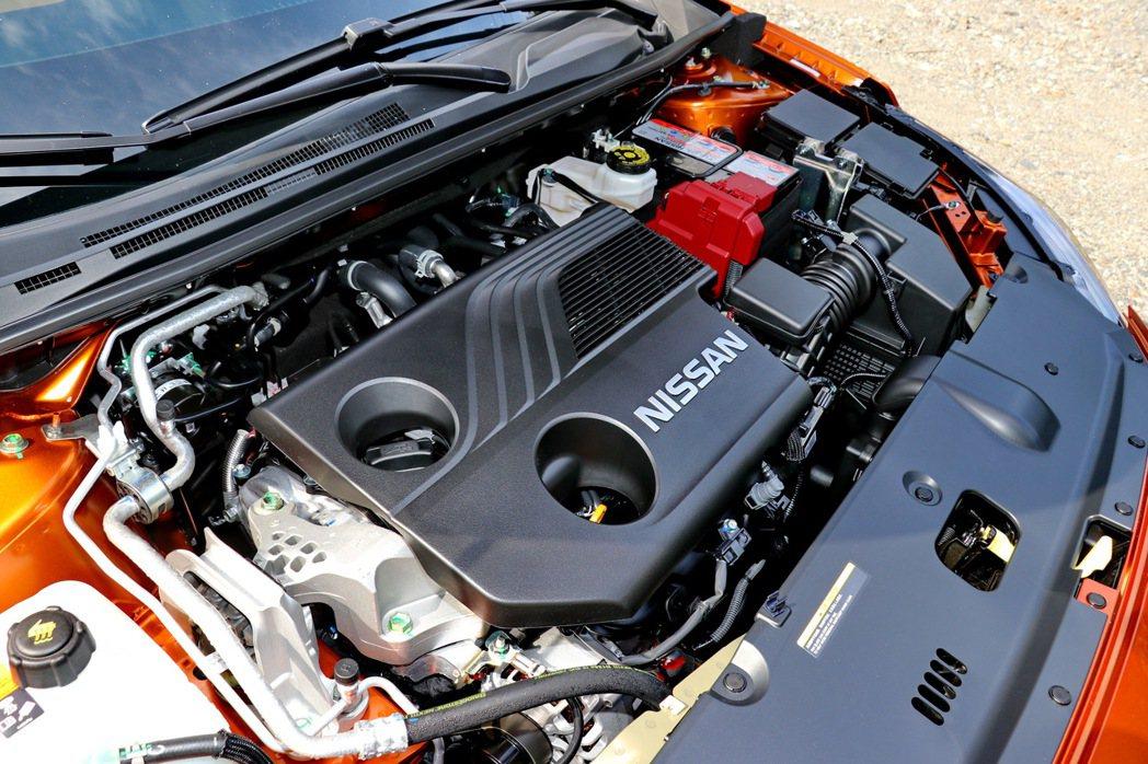 全新搭載代號為HR16K2的1.6升自然進氣汽油引擎。 記者陳威任/攝影