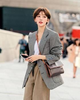 【2020髮型趨勢】5款最受歡迎的「短髮範本」,韓系英氣髮、無層次髮、羊毛捲短髮….
