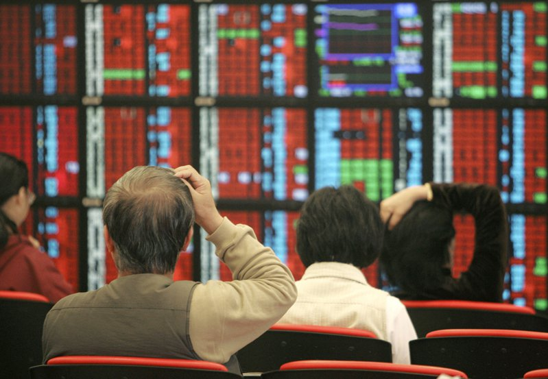 台股今收盤上漲。聯合報系資料照