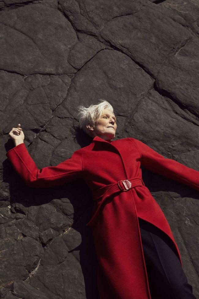 外套 by Louis Vuitton。 圖/Talter Taiwan提供
