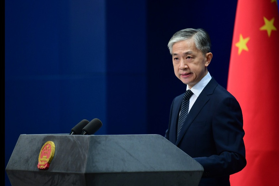 岸信夫出任日防衛大臣 中國:避免與台官方交流