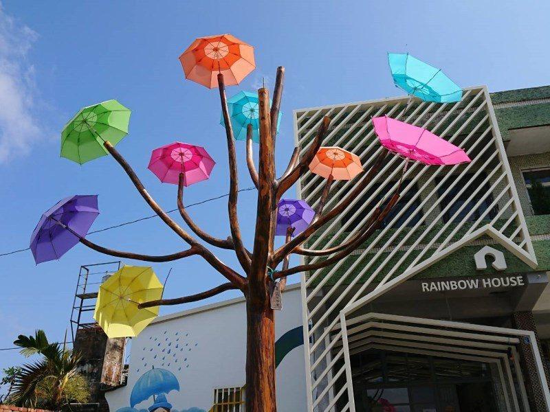 ▲圖片來源:卡里善之樹-為愛撐傘FB