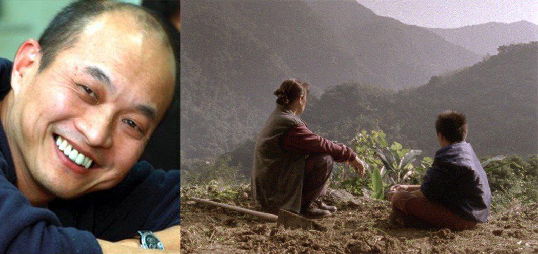 鄭文堂的「風中的小米田」為當年金馬獎最佳創作短片得主。圖/高雄電影節提供