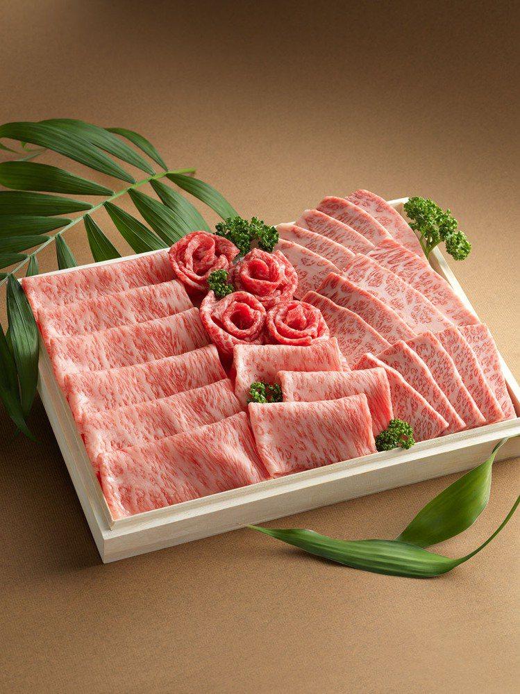 Breeze Super日本和牛豪華燒肉組原價11,250元,周年慶特價7,80...